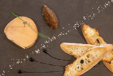 Foie gras maison !