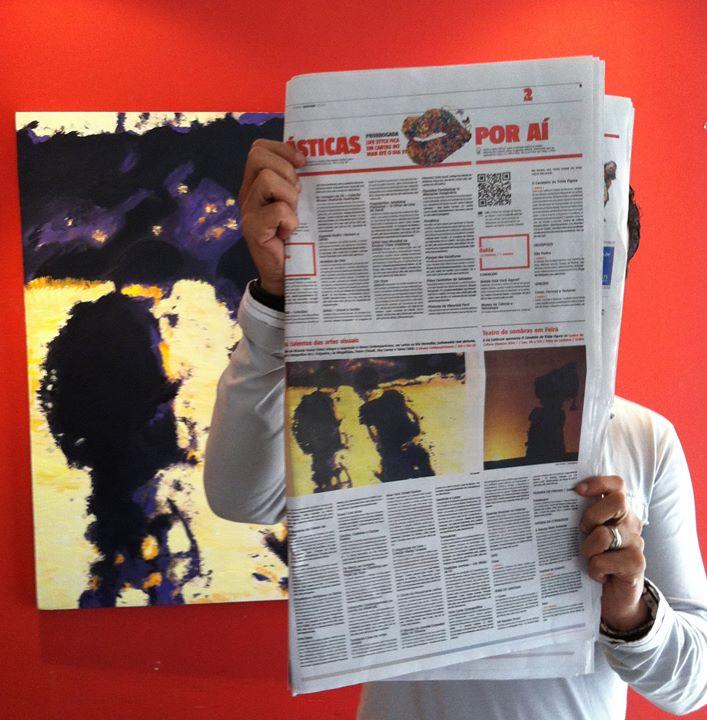 Facebook - Jornal A Tarde de Hoje!! Caderno de cultura!