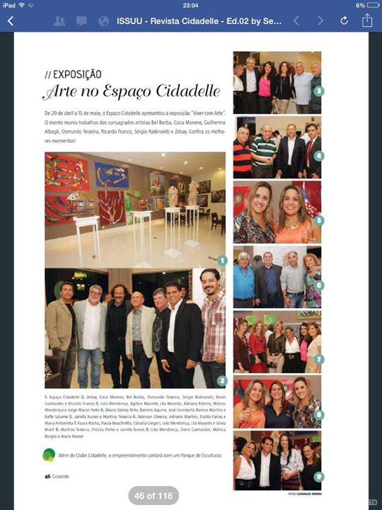 Facebook - Revista Cidadelle