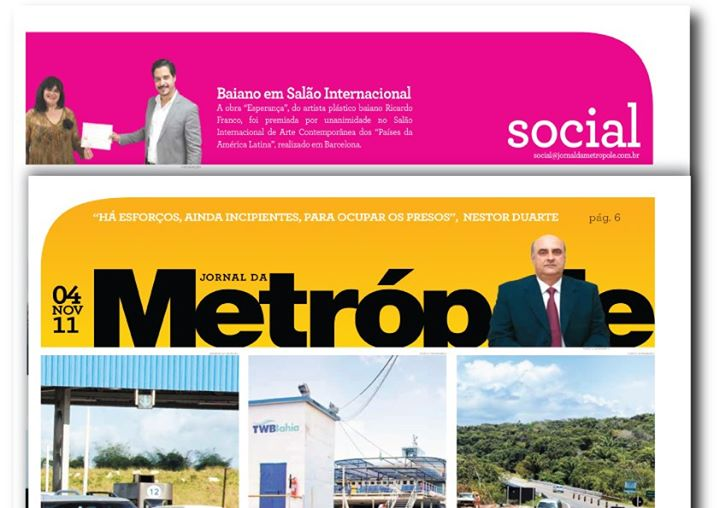 Jornal da Metrópole