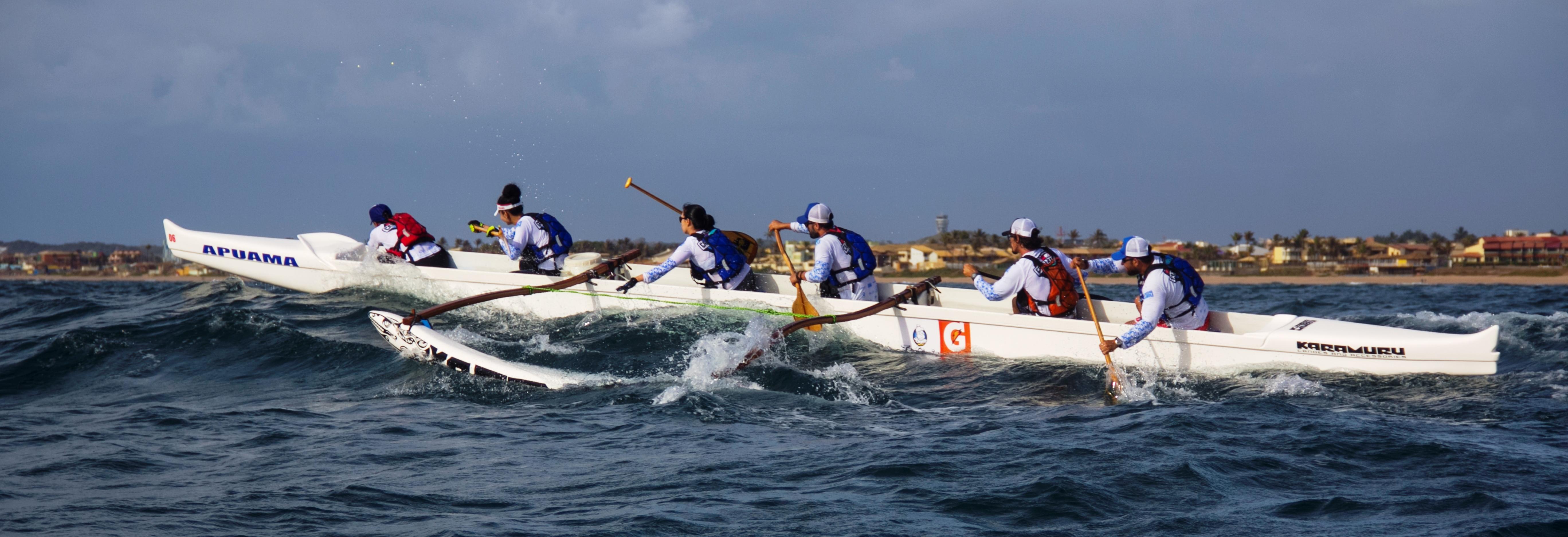 Foto capa  Canoa Bahia Challenge Hoe