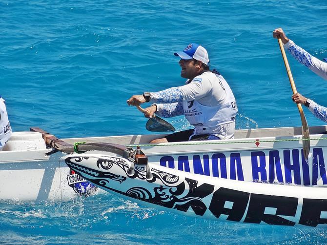 I Volta à Ilha de Canoa Havaiana acontece em Itaparica neste sábado