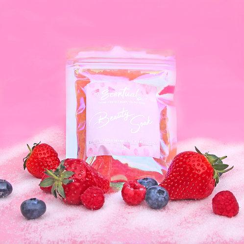 Sugar Berry Kiss Beauty Soak