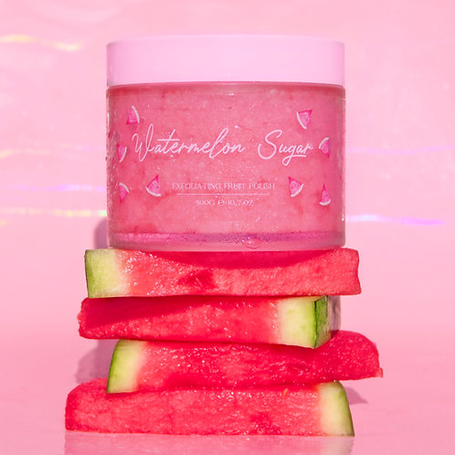 Watermelon Sugar Exfoliating Fruit Polish