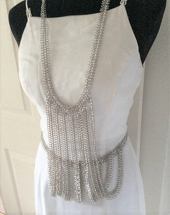 Reversible Heavy Chain Maille