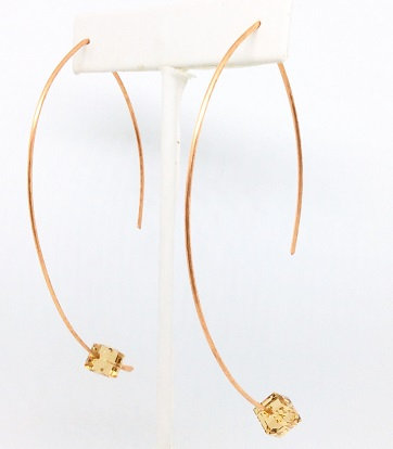 Counter Weight Balanced Earrings