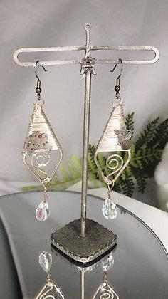 Clockwork Metals earrings