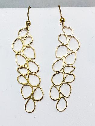 Long Drops earrings