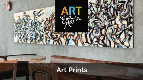 Kunstwerken die passen bij je smaak, interieur en budget