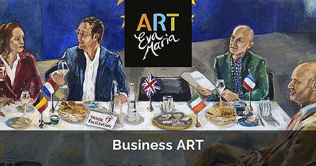 ART Eva Maria Business art Kunst voor be