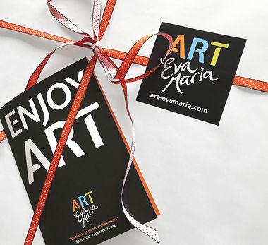 ART Eva Maria Kunst cadeau