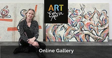 ART Eva Maria Online ART gallery Vrije s