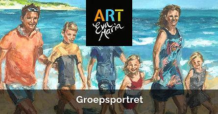 ART Eva Maria groepsportret familieportr