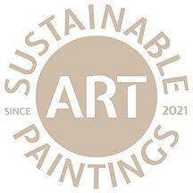 Sustainable Art Paintings logo cirkel def lc.jpf