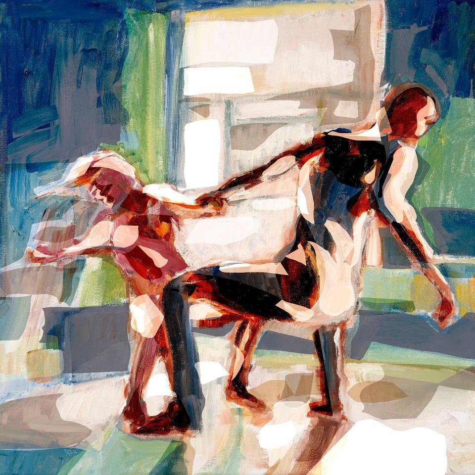 ART Eva Maria prints Free and connected