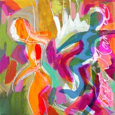 Dance Duo, SOLD Eva van den Hamsvoort