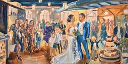 Live Paint Eva Maria Amersfoort