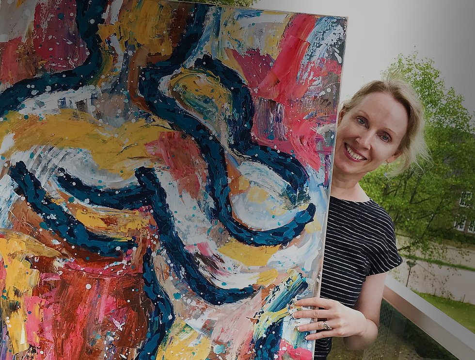 ART Eva Maria | Eva van den Hamsvoort creëert kunst voor bedrijven en particulieren | Online ART Gallery | Kunst, speciaal voor jou