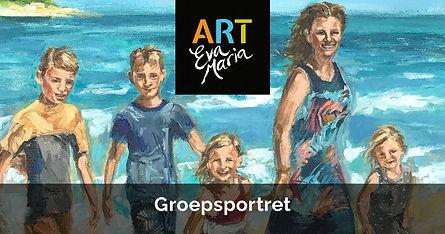 ART Eva Maria groepsportret familieportret