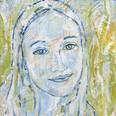 Persoonlijke kunst ART Eva Maria portret