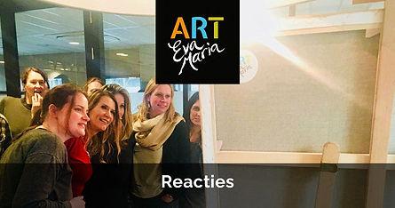 ART Eva Maria Reacties