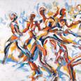 Art Online Gallery Party Dance