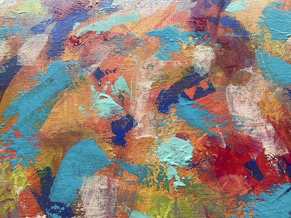 Verfstreken duurzame kunst pigmenten