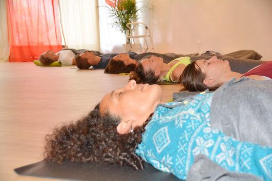 Thessa Thijs Yoga kaakyoga workshop