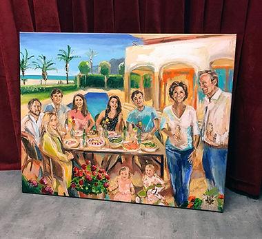 Love & Life Paint | Live Paint Eva Maria