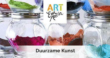 ART Eva Maria Duurzame kunst