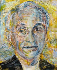 Portret van een advocaat