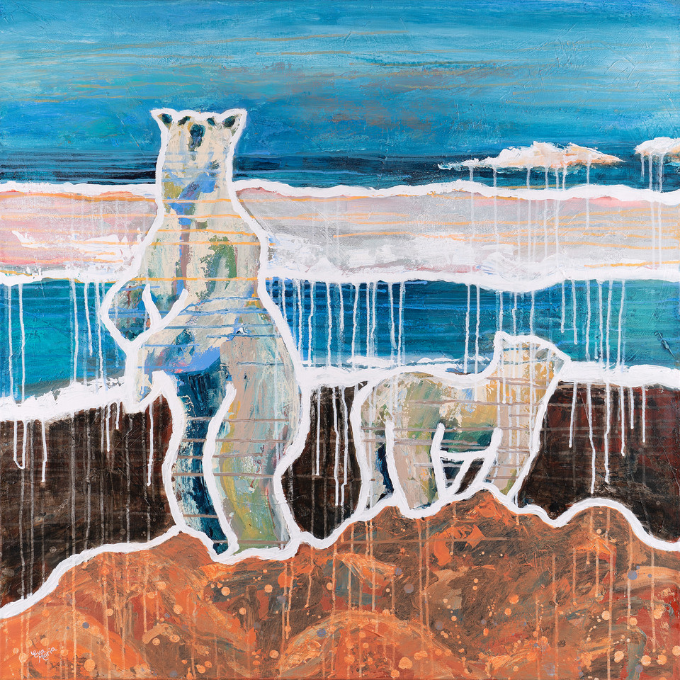 Art Online Gallery Believe the Polar Bears