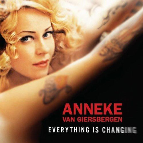 ANNEKE VAN GIERSBERGEN - Everything Is Changing (LP Orange)