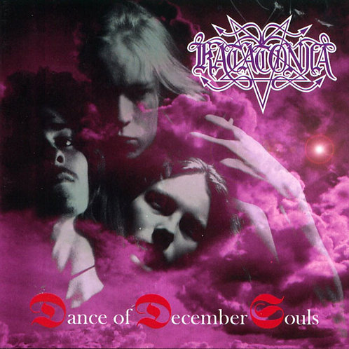 KATATONIA - Dance Of December Souls (LP)