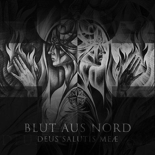 BLUT AUS NORD - Deus Salutis Meæ (LP Grey)