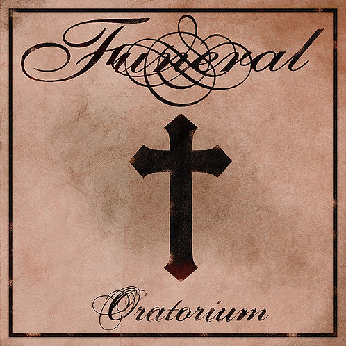 funeral oratorium 2lp