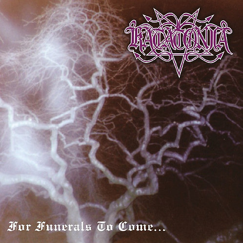 KATATONIA - For Funerals To Come (LP)