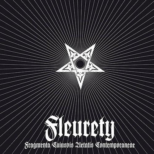 """FLEURETY - Fragmenta Cuiusvis Aetatis Contemporaneae (7"""" EP)"""