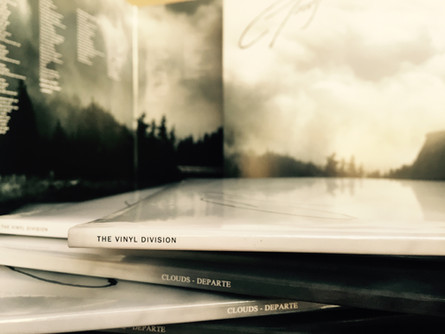 """Clouds """"Departe"""" 2LP is officially out today"""