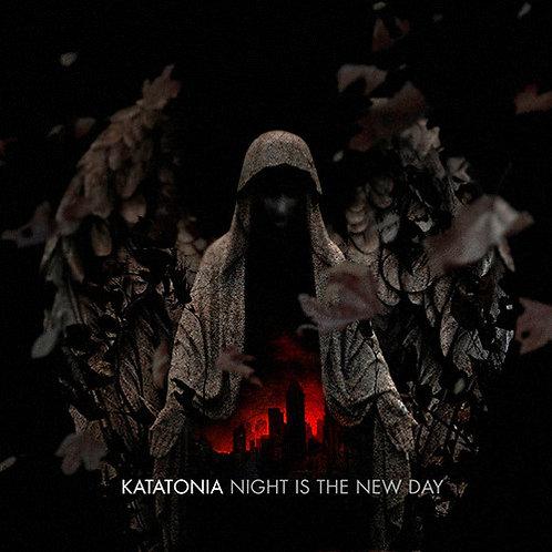 Katatonia Night Is The New Day 2LP
