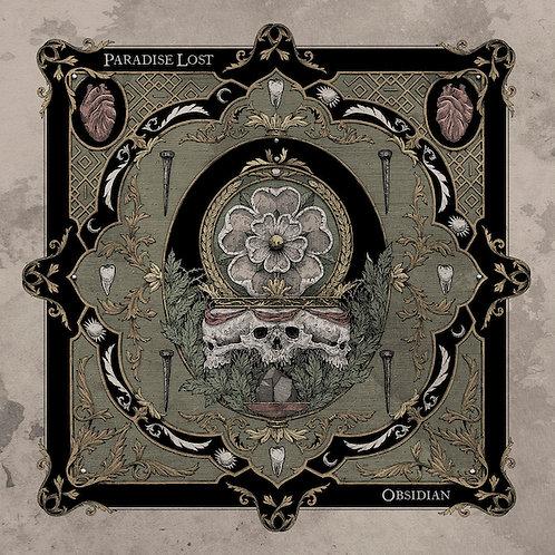 PARADISE LOST - Obsidian (LP Gatefold)