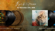 MAR DE GRISES - Vinyl Reissues + Merch Preorders