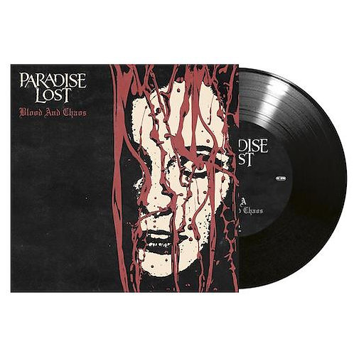 "PARADISE LOST - Blood and Chaos (7""EP)"