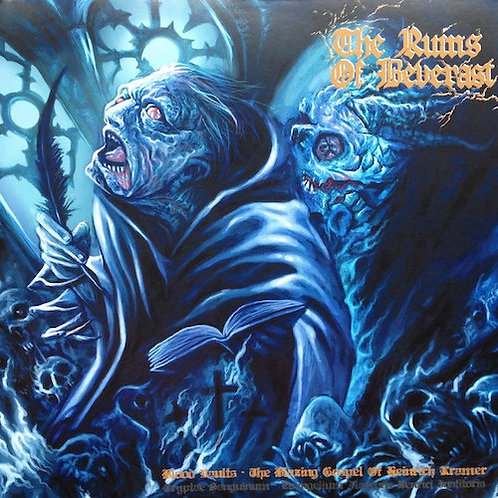 THE RUINS OF BEVERAST - Blood Vaults (2LP Blue)