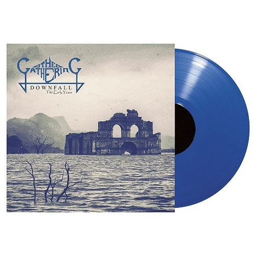 THE GATHERING - Downfall / The Early Years (3LP Blue)