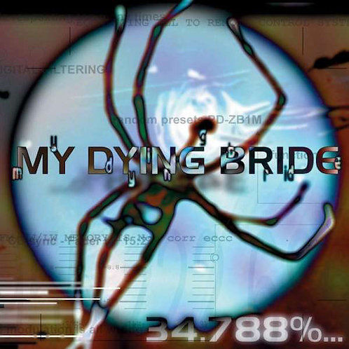 MY DYING BRIDE - 34.788%... Complete (2LP)