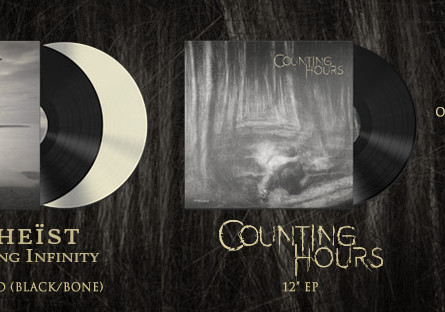 Pantheist + Counting Hours Preorder