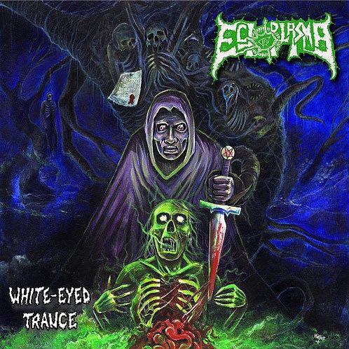 ECTOPLASMA - White-Eyed Trance (LP Blue)