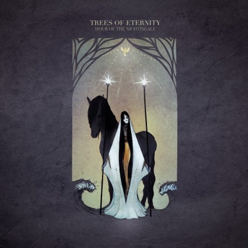 TREES OF ETERNITY - Hour Of The Nightingale (2LP Gold)