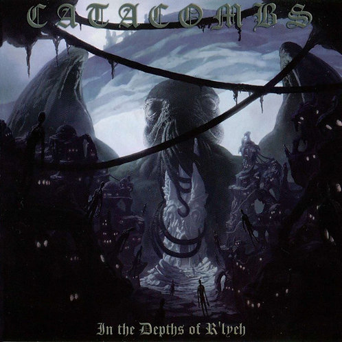 CATACOMBS - In The Depths Of R´Lyeh (2LP Picture Disc)